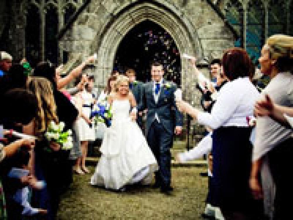Real Wedding At St Michael's Hotel & Spa, Falmouth