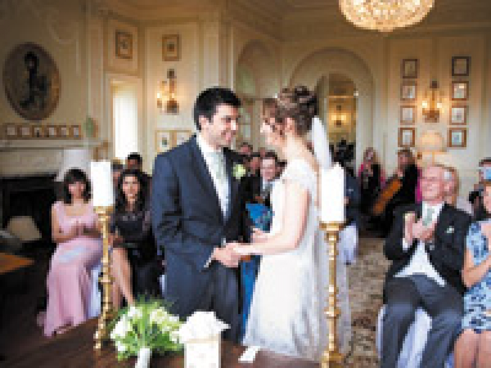 Celebrity Weddings in 2017: Justin Hartley, Deena Cortese ...