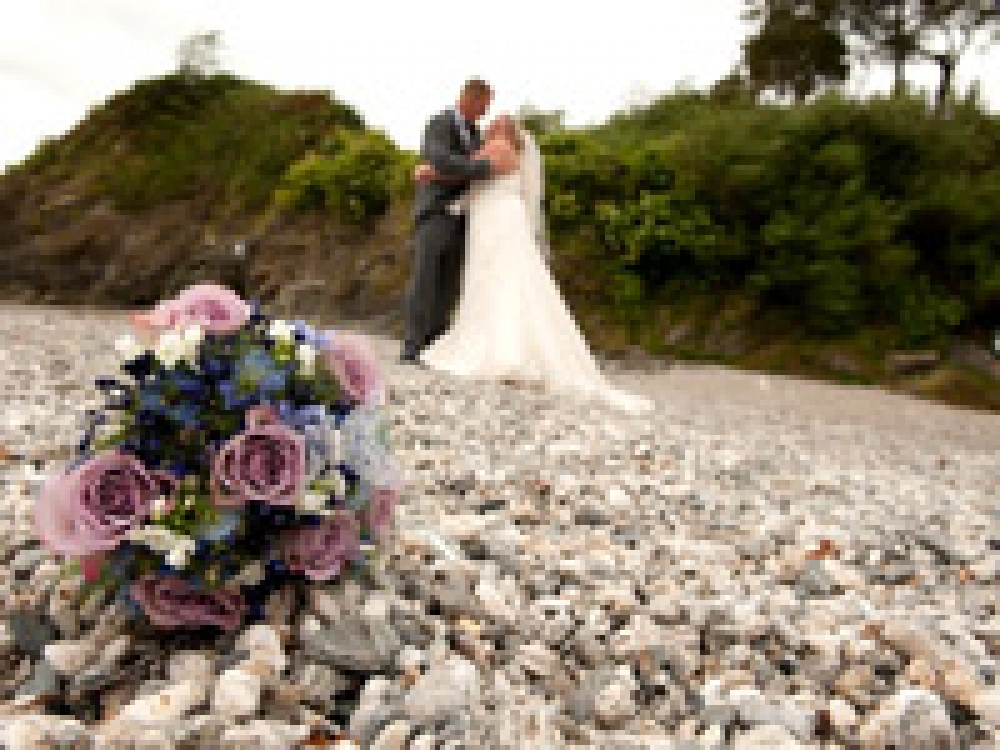 Real Wedding At Trebah Gardens, Cornwall