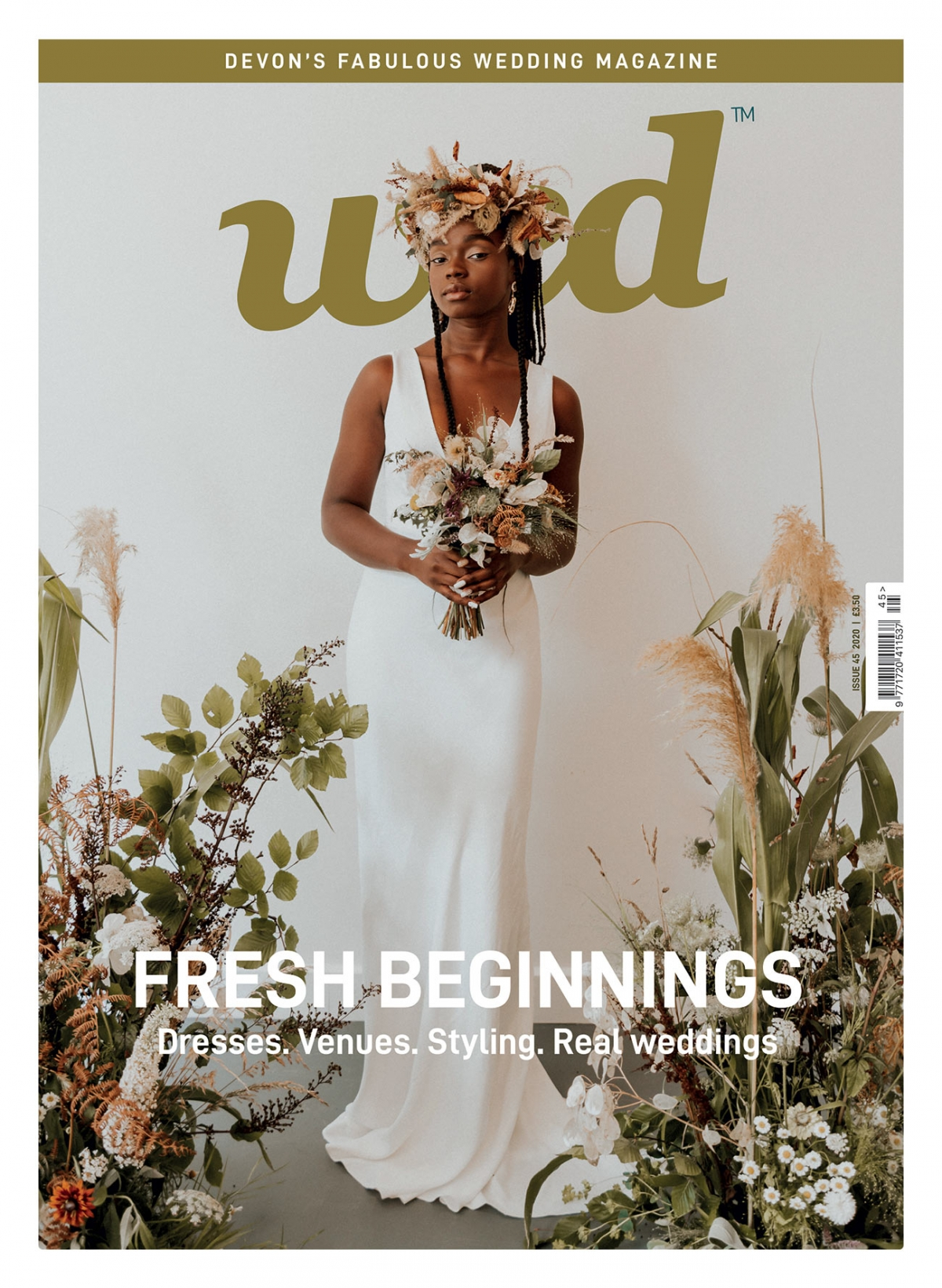 Order a print copy of Devon Wed Magazine - Issue 45