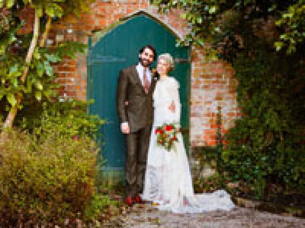 Wedding At Trewidden House, Cornwall