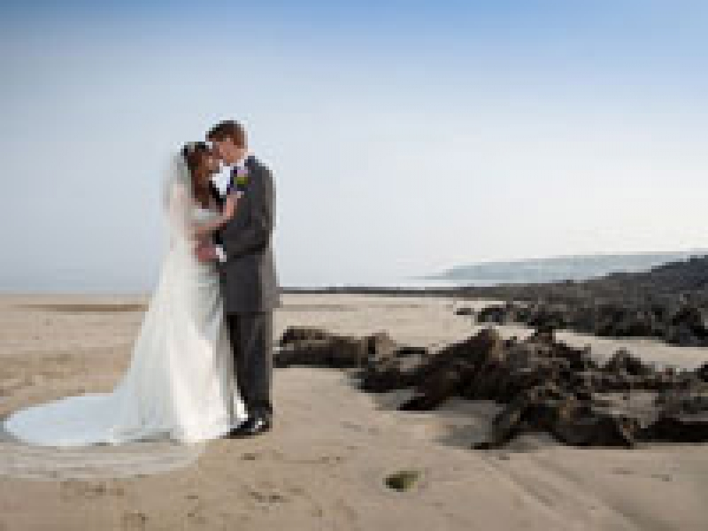 Wedding At The Rosevine, Cornwall