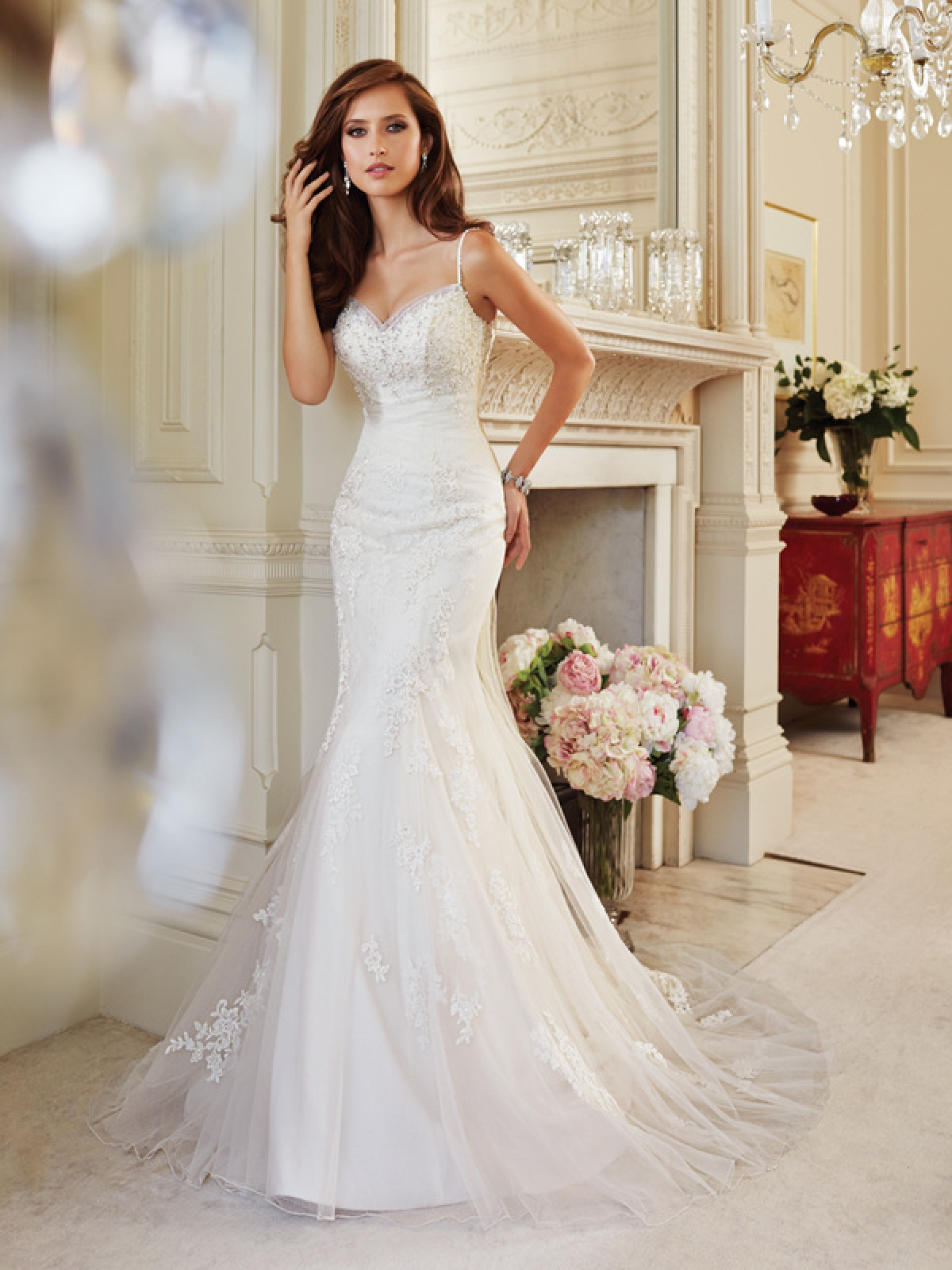 Sophia Tolli sample sale at Lavender Rose