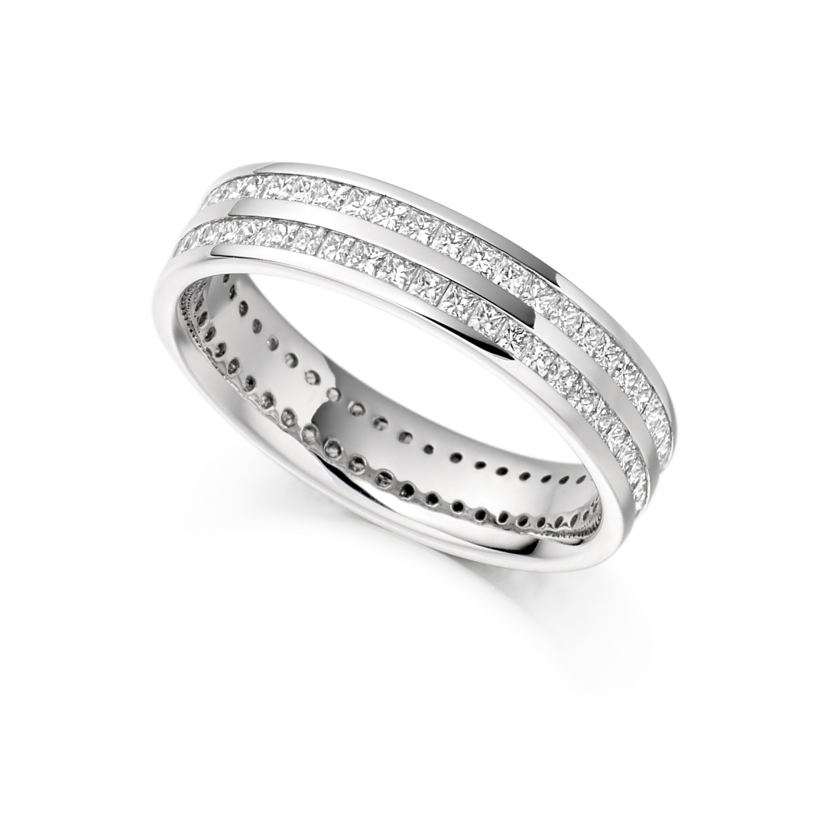 virtual wedding rings pointe library of sandi collections modern