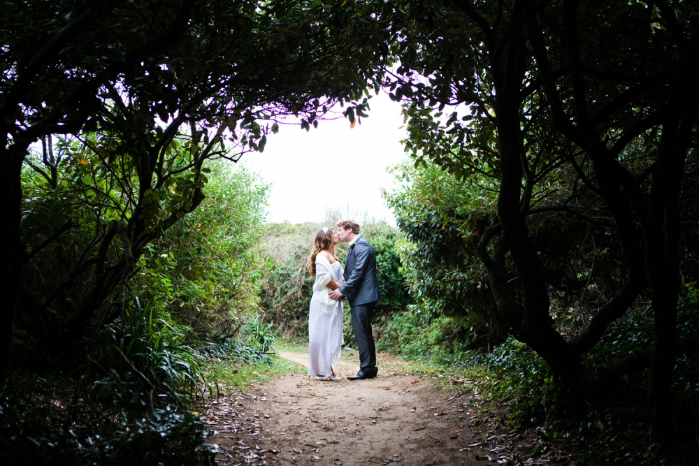 Real Wedding At Bedruthan Steps Hotel, Cornwall