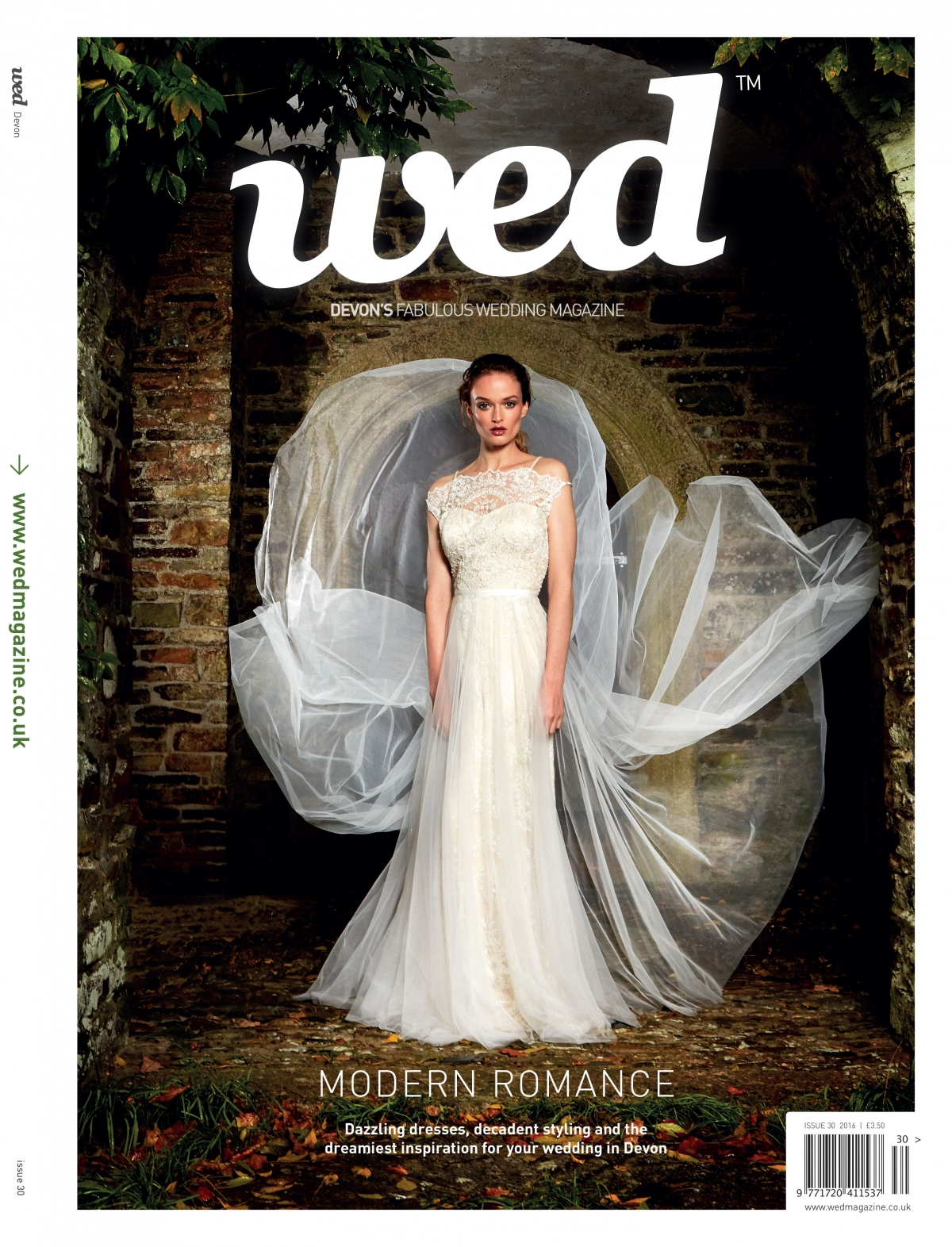 Wed Devon 30 Cover - Wed