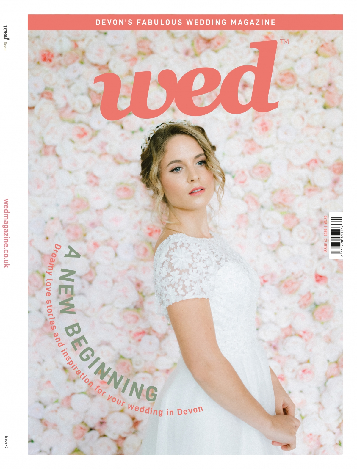 Order a print copy of Devon Wed Magazine - Issue 43