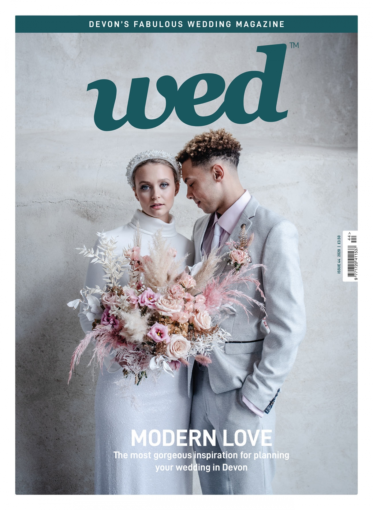 Order a print copy of Devon Wed Magazine - Issue 44