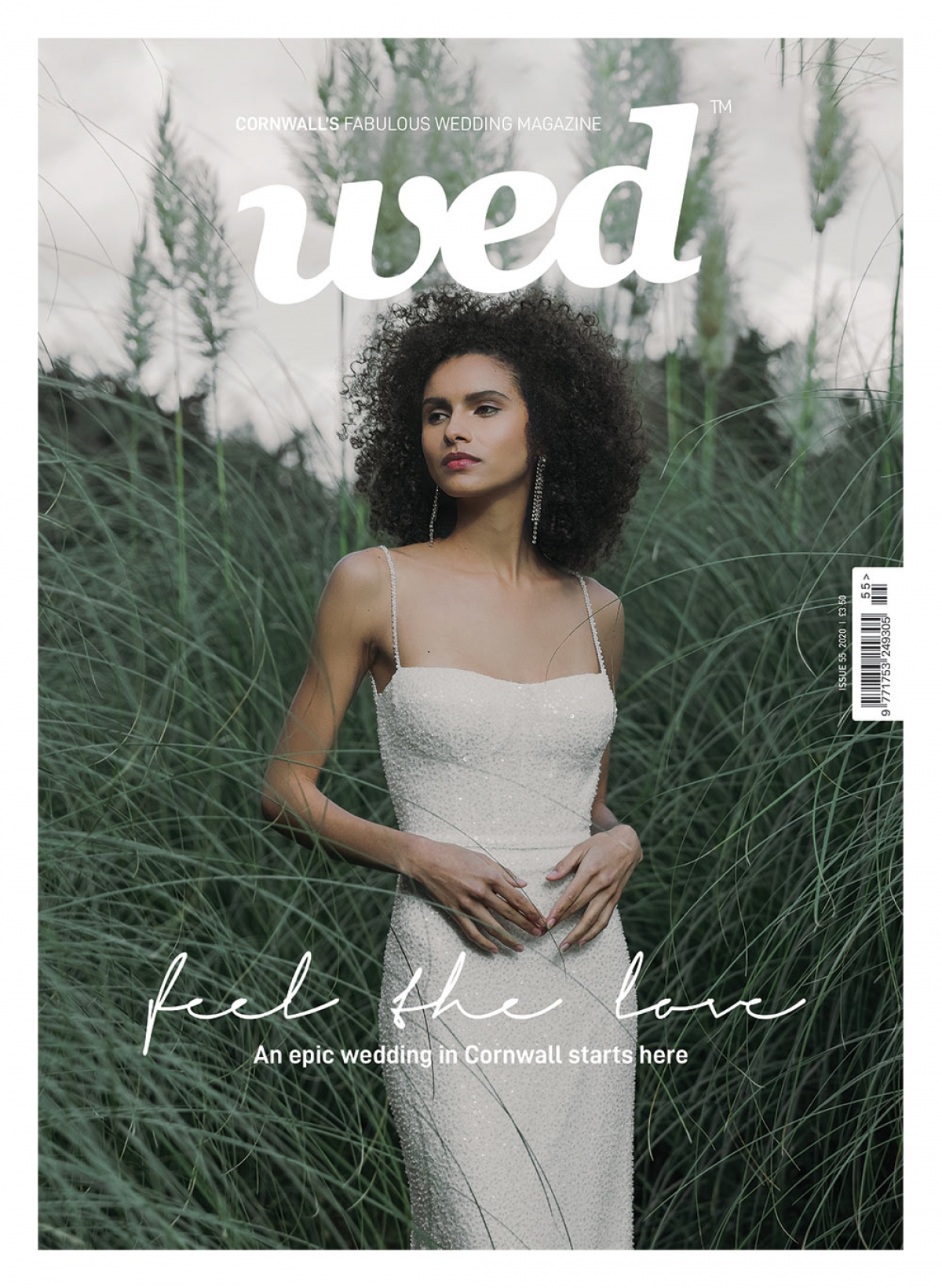 Order a print copy of Cornwall Wed Magazine - Issue 55