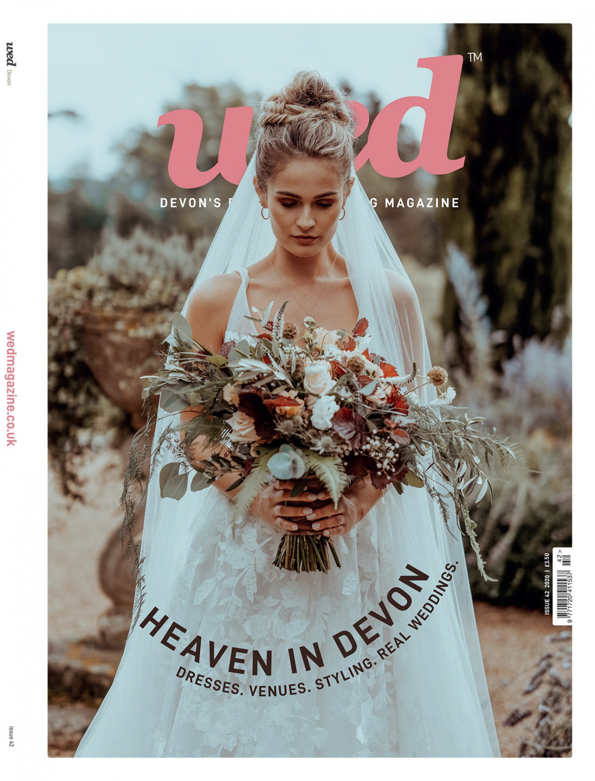 Order a print copy of Devon Wed Magazine - Issue 42