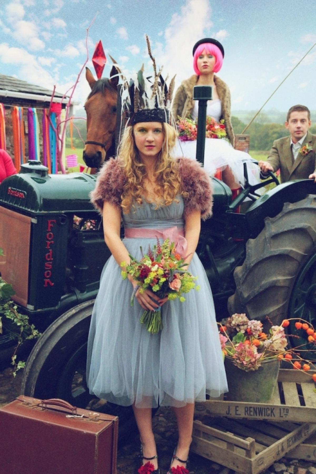 99368bccdee0 Alternative Wedding Fashion