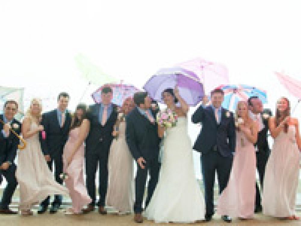 Real Wedding At The Carnmarth Hotel, Cornwall