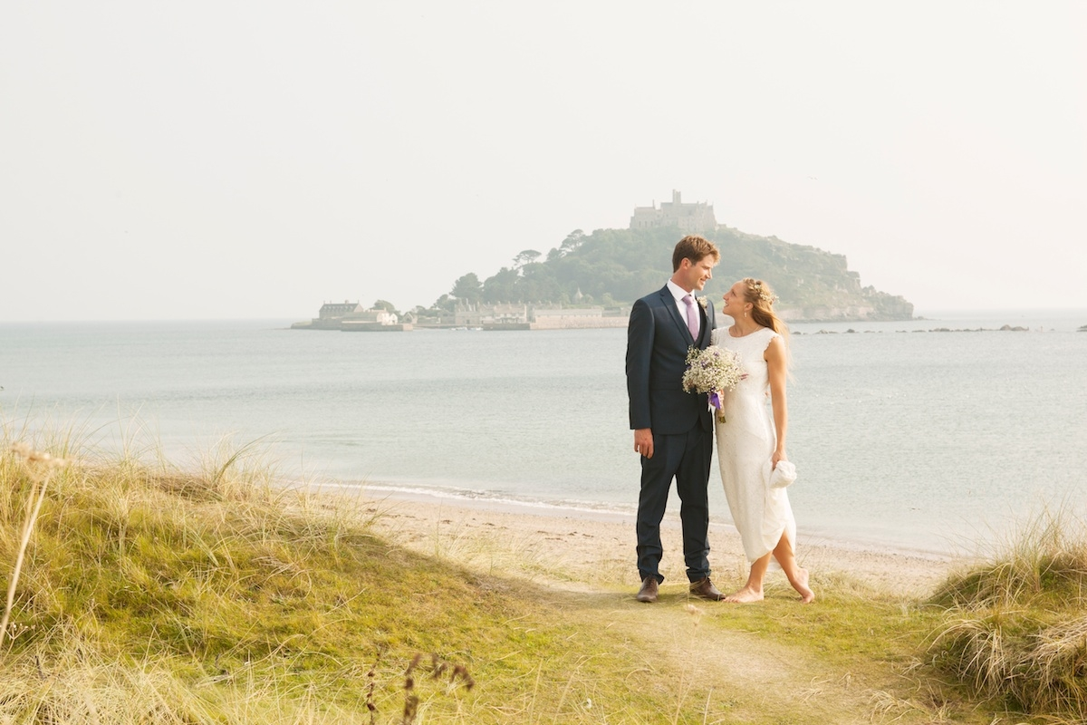 Penwith Marquee Wedding
