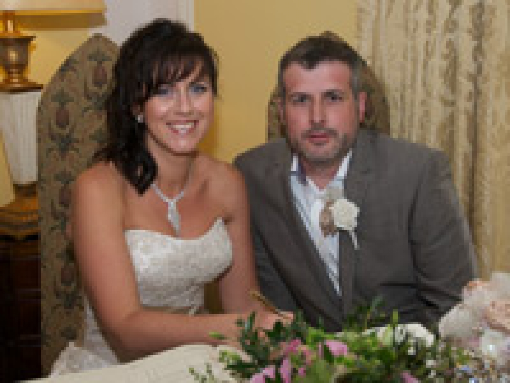 Real Wedding At Boscundle Manor, Cornwall