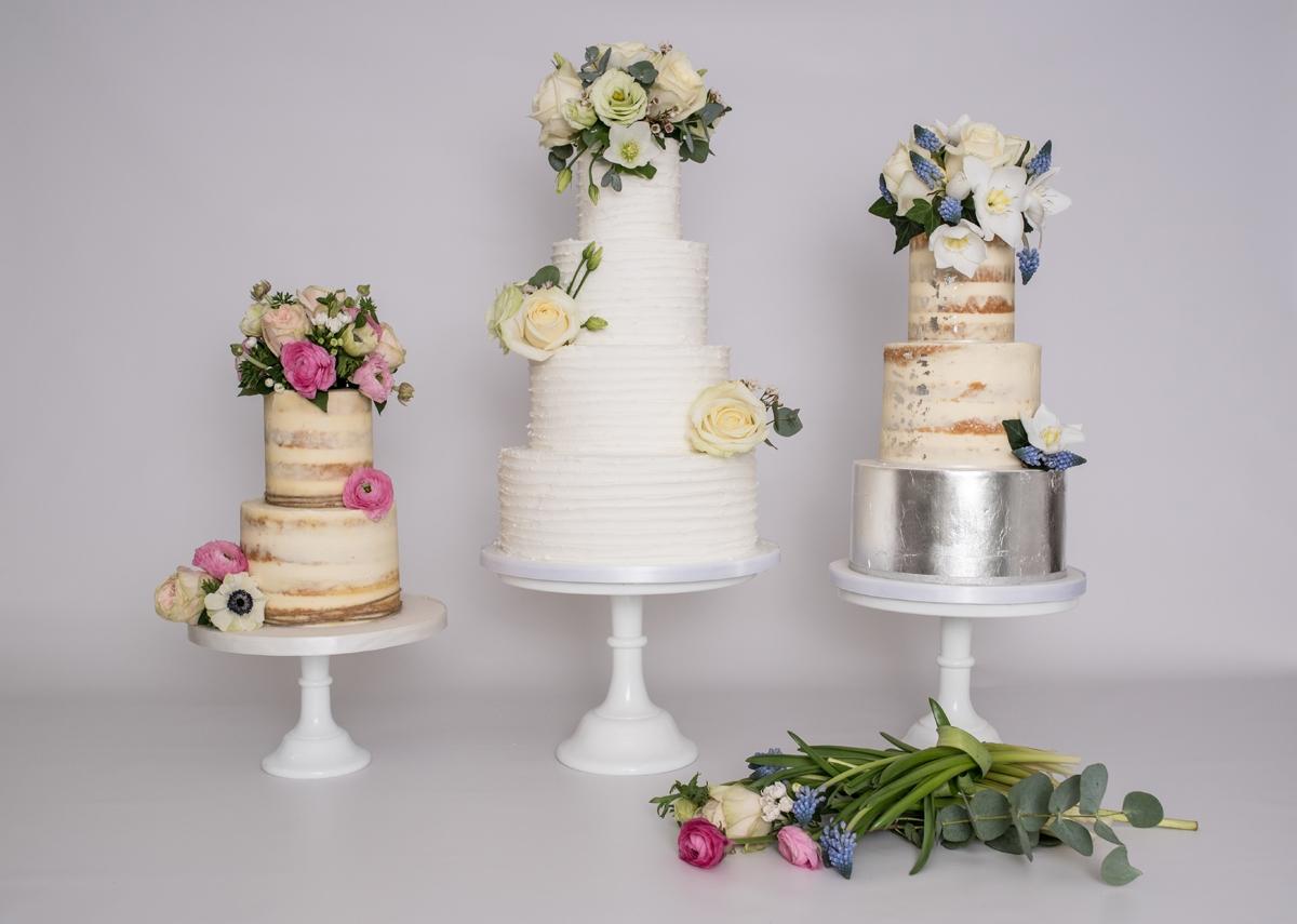 Wedding Cakes Cornwall and Devon
