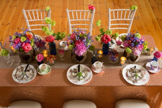 wedding flowers in cornwall