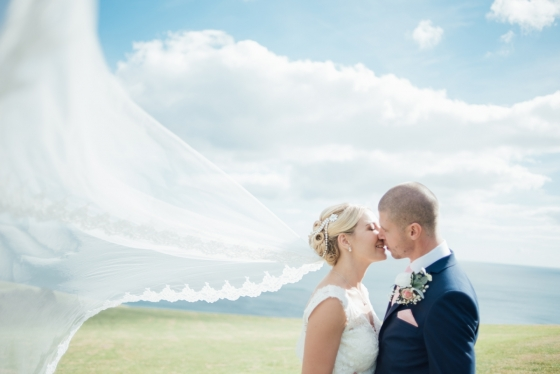 Real Wedding At Broadclyst Church