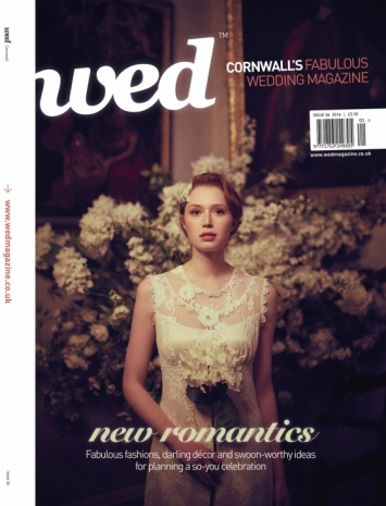 Order a print copy of Cornwall Wed Magazine - Issue 36