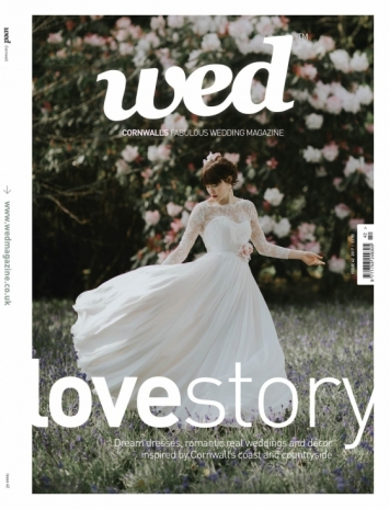 Order a print copy of Cornwall Wed Magazine - Issue 42