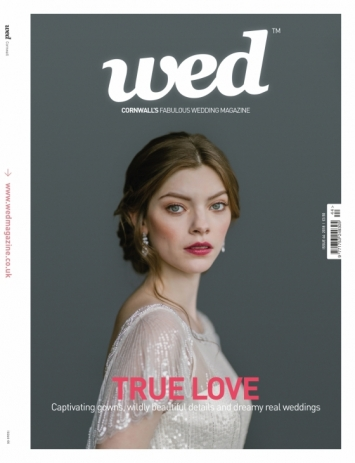 Order a print copy of Cornwall Wed Magazine - Issue 44