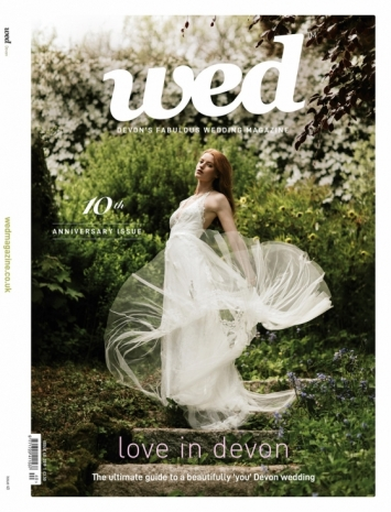 Order a print copy of Devon Wed Magazine - Issue 40