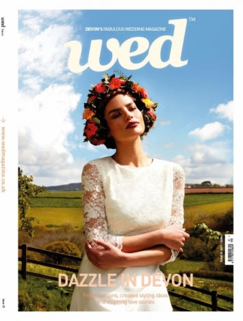 Order a print copy of Devon Wed Magazine - Issue 32