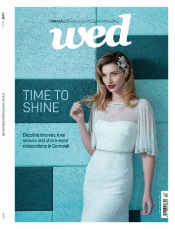Order a print copy of Cornwall Wed Magazine - Issue 49