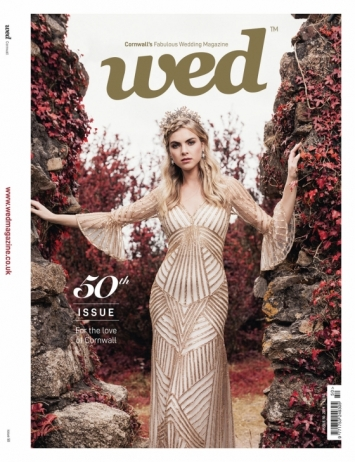 Order a print copy of Cornwall Wed Magazine - Issue 50