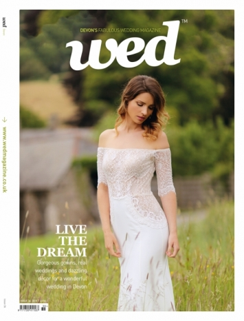 Order a print copy of Devon Wed Magazine - Issue 36