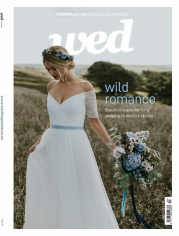 Order a print copy of Cornwall Wed Magazine - Issue 48