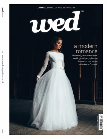 Order a print copy of Cornwall Wed Magazine - Issue 47