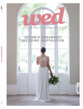 Order a print copy of Devon Wed Magazine - Issue 41