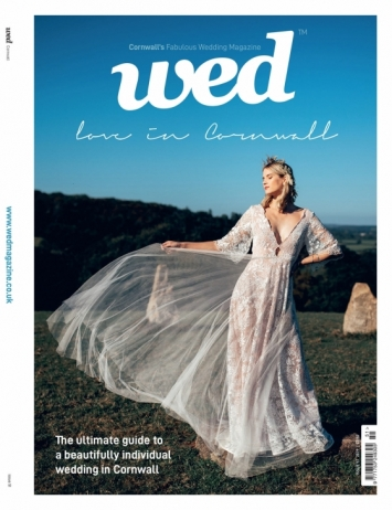 Order a print copy of Cornwall Wed Magazine - Issue 51