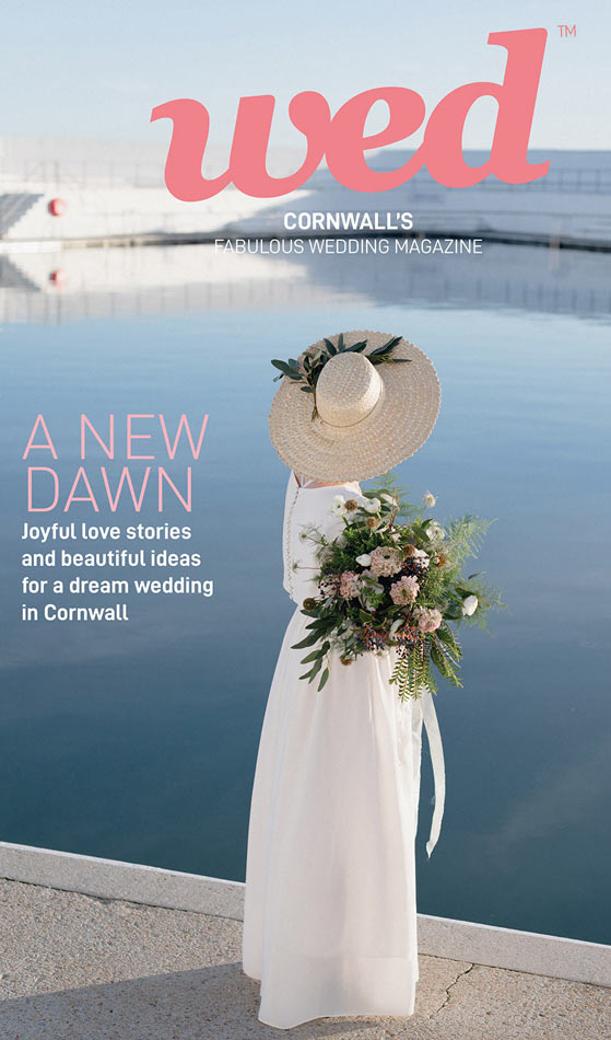 Wedding Magazine in Cornwall Wed magazine