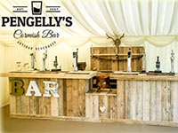 Pengelly's Cornish Wedding Bar