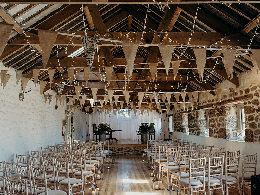 Chypraze Wedding Barn
