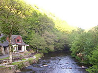 Fingle Bridge Inn