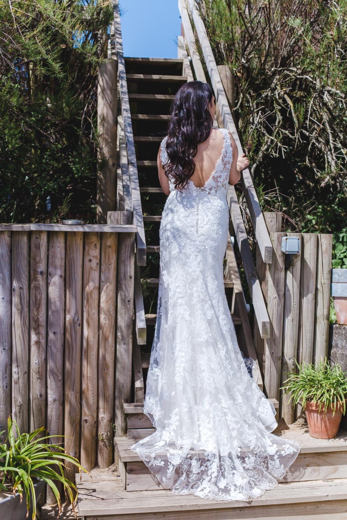 Beach Bridal Shoot