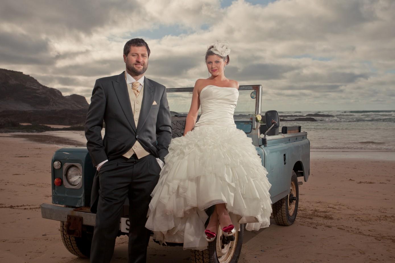 Real Wedding At The Longcross Hotel, Cornwall