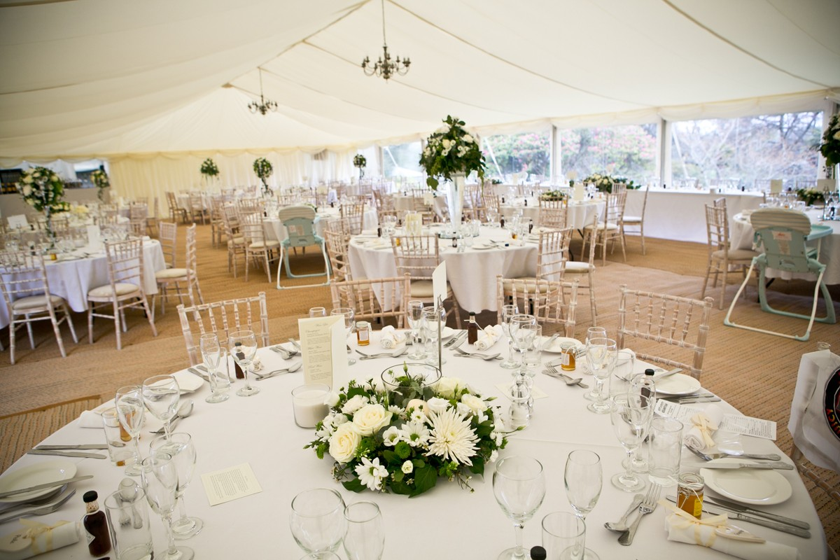 Real Wedding At Pentillie Castle Cornwall