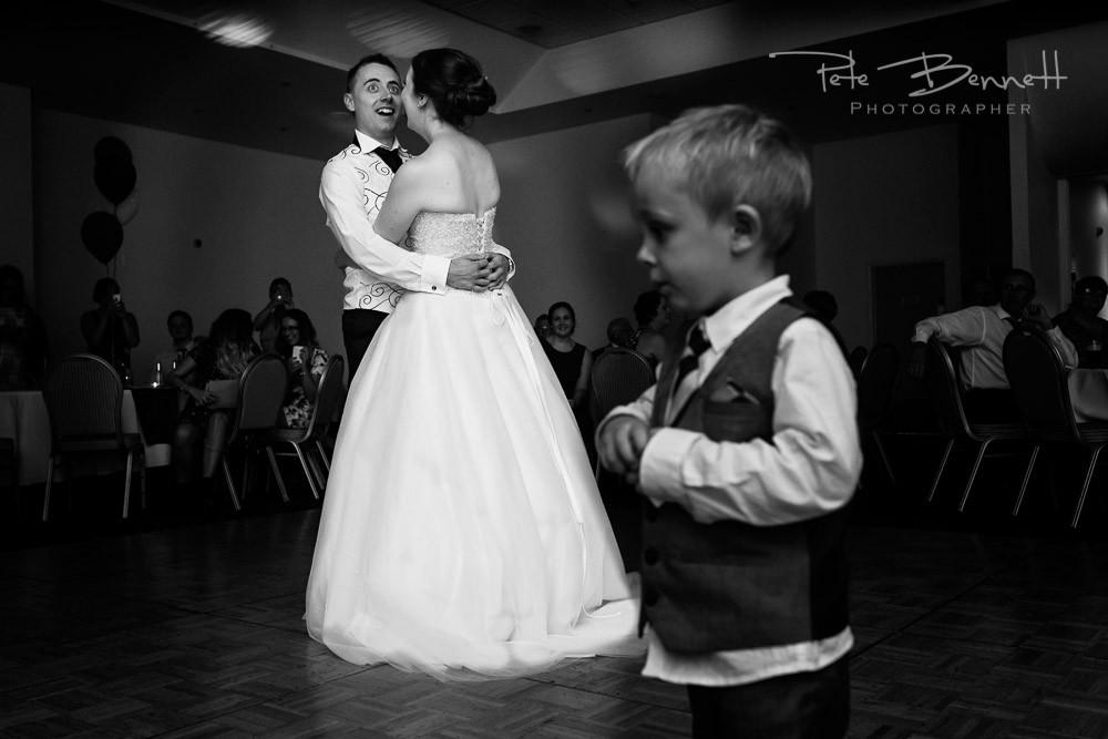 Pete bennett wedding