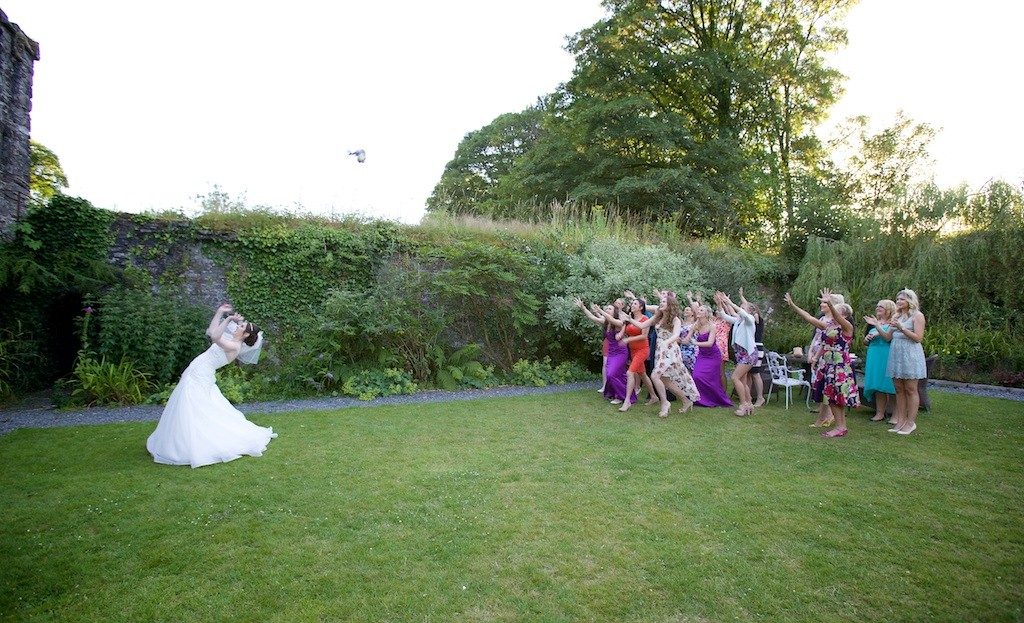 Wedding At The Bedford Hotel Devon