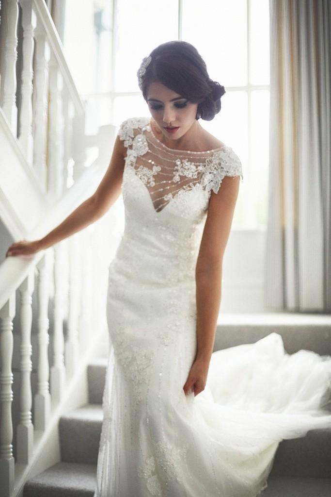 Wedding Dresses Cornwall | Polpier House | Ethan Eliot Photography