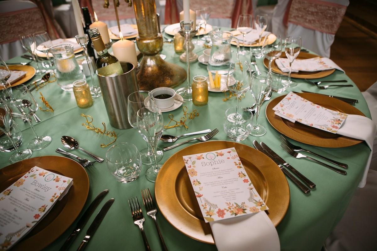 Wedding At Dartington Hall