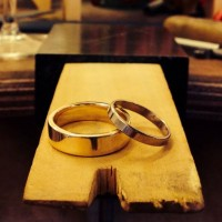 Win a free 'make your own wedding ring' workshop including lunch and champagne from Canary Blue