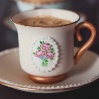 Win a voucher for 5 edible teacups and saucers from Emily Hankins Cakes!