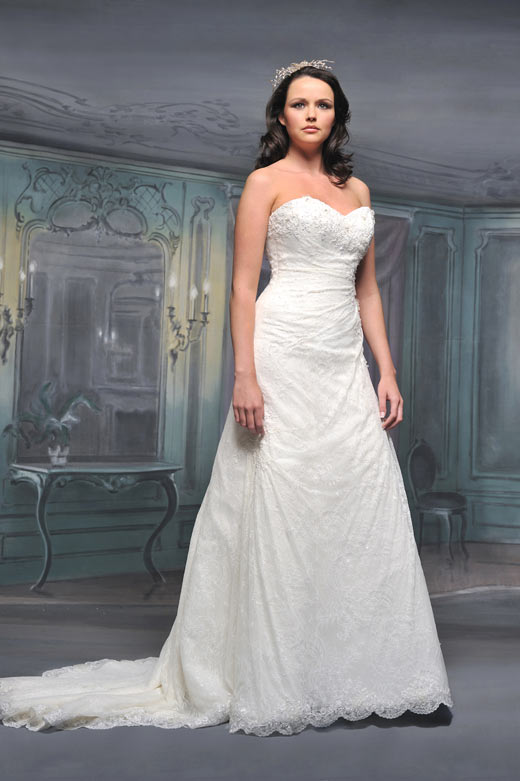 White Rose Wedding Dresses Uk Wedding