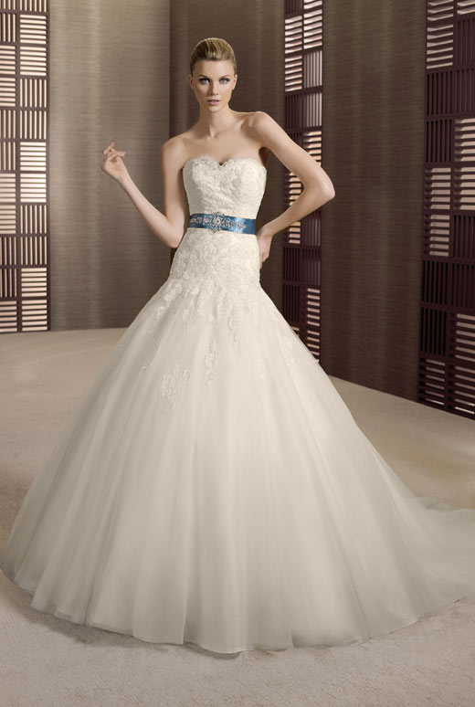 Fashion trends wedding dress big bust for Wedding dresses for big busted women