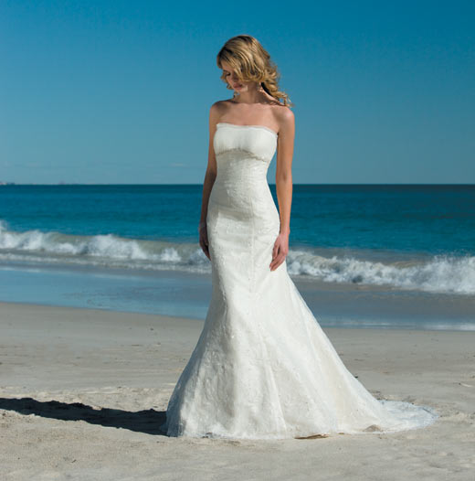 Tight fitted wedding dresses for Tight fitting wedding dresses
