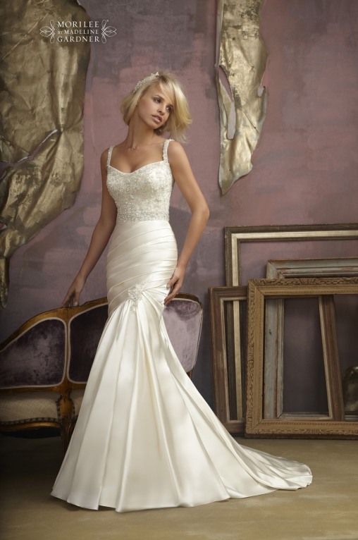 Wedding dresses cornwall dress shapes for Flamenco style wedding dress
